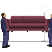 Сборка и разборка офисной мебели при переезде фото