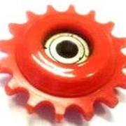 Зубчатые колеса из полиуретана фото