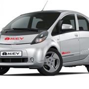 Электромобиль Mitsubishi iMiEV фото