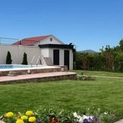 Благоустройство сада, Дизайн сада Севастополь фото