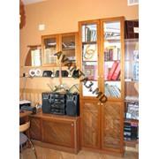 Мебель для кабинетов, библиотек, арт. 9 фото
