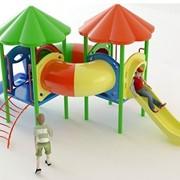 Площадка детская Марафон фото