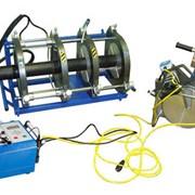 Сварочная машина Hurner Manual с подключенным блоком контроля и протоколирования SPG. фото
