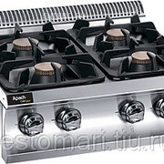 Плита газовая Apach Chef Line GLRRG89 фото