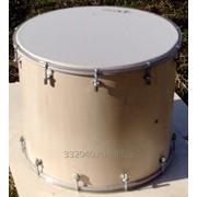 Кавказский барабан 13' натуральный фото