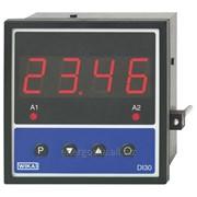 Цифровой индикатор WIKA фото