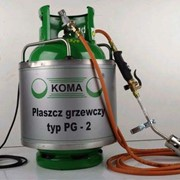 Обогреватель газовых баллонов PG2 фото