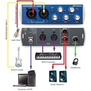 Звуковая карта Presonus Audiobox USB 2X2 (новая!) фото