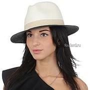 Шляпа женская Fabretti FB-V27-3/2 фото