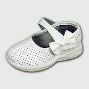 Туфли детские (и.к бантик) фото