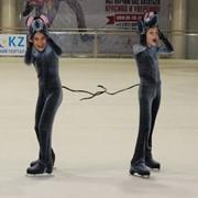 Услуги спортивных клубов, обучение фигурному катанию в Алматы фото