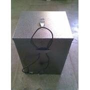 Коптильня электрическая двухуровневая фото