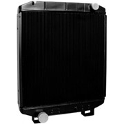 Радиатор охлаждения КАВЗ 4238-1301010 3-х рядный ШААЗ фото