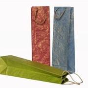 Пакеты подарочные. Жатые золоченные серебренные. S 11,5х9х4,5см Упаковка: 10шт., цвет: mix фото