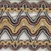 Тесьма для штор Galon Madeira col. 3108 фото