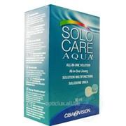 Растворы для линз Solo Care Aqua 60 мл фото