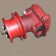 Водяной насос (помпа) ЗИЛ-5301 Бычок (двух ручьевой шкив) 245-1307010 фото