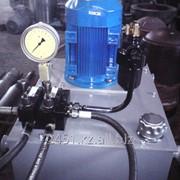 Гидравлическая насосная станция Гидроласт модели GLST3 фото