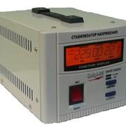 Электромеханический однофазный стабилизатор напряжения SAVR-1000VA фото