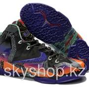 Кроссовки Nike LeBron XI 11 Aloha Elite 2014 40-46 Код LBXI15 фото