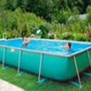 Бассейны из пластика надувные для плавания и купания фото