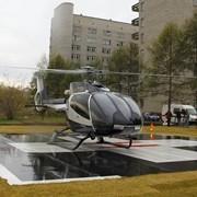 Проектирование вертолетных площадок фото