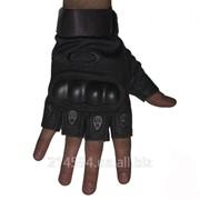 Тактические беспалые перчатки Oakley Tactical Gloves PRO фото