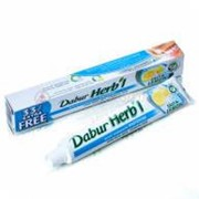 Зубная паста Дабур Базилик, 100 г. фото