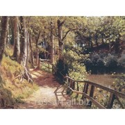 Картина на холсте Пейзажи Монстед фото