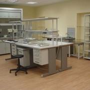 Мебель лабораторная серии «Практика» фото