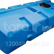 Горизонтальная емкость 1000 литров Арт.AUTO 1000 фото