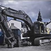 Сервисное обслуживание строительной техники фото
