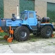 Колесно-рельсовый тягач КРТ-1 фото
