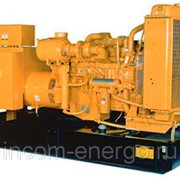Генератор дизельный Caterpillar 3406C (220 кВт) фото