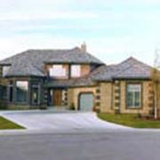 Проектирование и строительство зданий: Кирпичные и деревянные загородние дома и комплексы фото