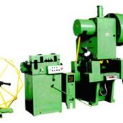 Комплекс для автоматизированной штамповки из ленточного материала, Оборудование промышленное фото