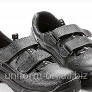 Пошив рабочих сандалей с МП фото