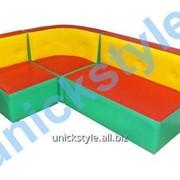Модульная мягкая мебель из 3-хпредметов М-477 фото