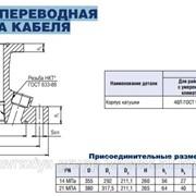 Катушка переводная для ввода кабеля фото