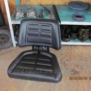 Сиденье тракторное мтз юмз т-40 т-25 фото