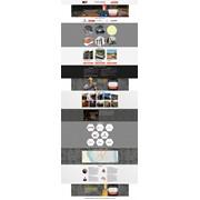 Создание эксклюзивных сайтов-визиток за 2 дня по технологии 4U фото