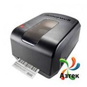 Принтер этикеток Honeywell PC42t термотрансферный 203 dpi темный, USB, PC42TWE01013 фото