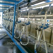 Оборудование для доения коз и овец фото