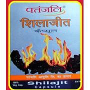 Аюрведический препарат Шиладжит, Мумие, Shilajit, Patanjali, 20 капс фото