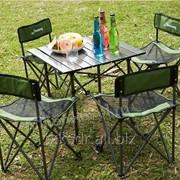 Набор стол и 4 стула,код сту-039 фото