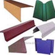 Изготовления гибочных изделий - откосы, отливы, нащельники и др. фото