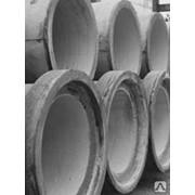 Труба безнапорная от ТБ 60.30-2 до ТБ 140.50-2 (длинна 3, 5м, 2, 3 нагр.) фото