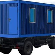 Домики вагончики, бытовки фото