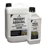 Водоотталкивающая пропитка для камня PROSEPT AQUAISOL - концентрат 1:2, 1 литр фото