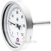 Термометры коррозионностойкие (осевое присоединение) фото